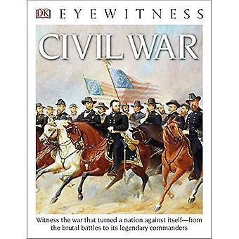 DK Eyewitness böcker: inbördeskriget