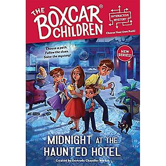 Midnight at the Haunted Hotel: A Boxcar Children Interactive Mystery