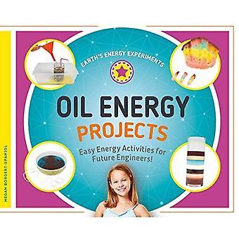Pétroles de l'énergie: Énergie facile des activités pour les futurs ingénieurs! (Expériences de l'énergie de la terre)