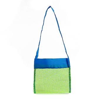 MINI SAND AWAY BEACH BAG DARK BLUE