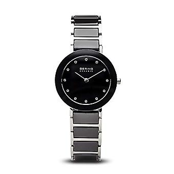 Bering Analog quartz women's watch with stainless steel band 11429-742