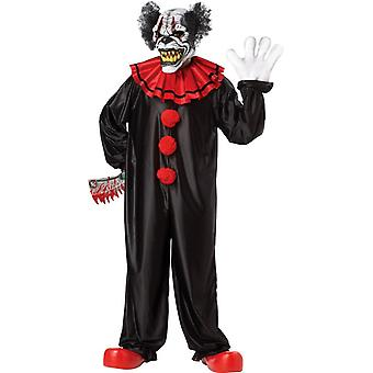 Wicked Clown Adult Costume