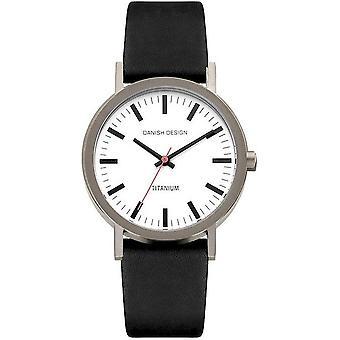 Danish design mens watch titanium watches IQ14Q199 - 3316028