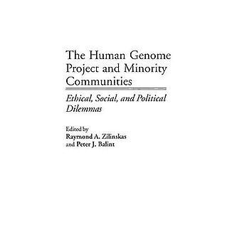 De menselijke genoomproject en minderheidsgemeenschappen ethische sociale en politieke dilemma's door Balint & Peter