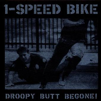 1-Speed Bike - Droopy Butt Begone! [CD] USA import