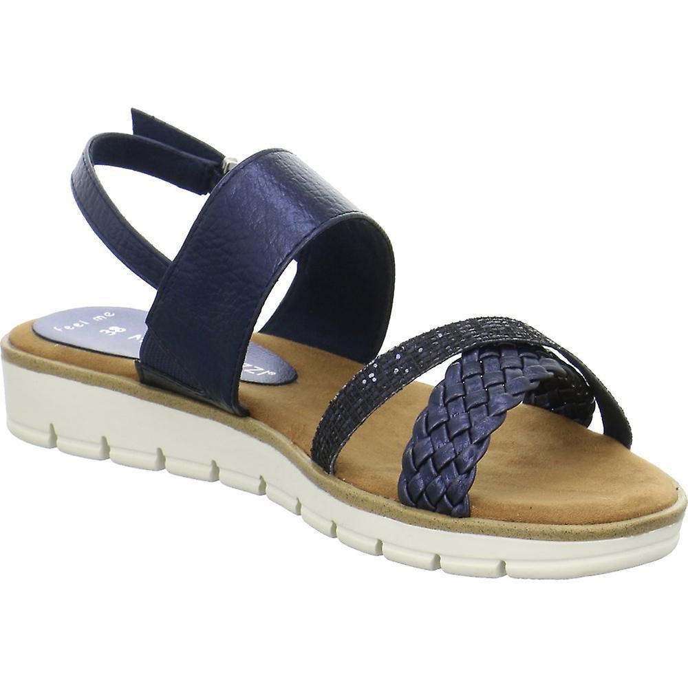 Marco Tozzi 228625 222862522844 uniwersalne letnie buty damskie wd4c37