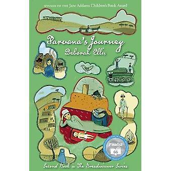 Parvana's Journey by Deborah Ellis - 9781554987702 Book