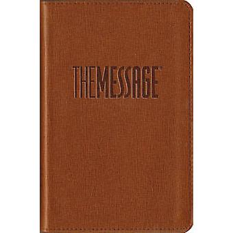 Message-MS-Numbered - The Bible in Contemporary Language by Eugene H P
