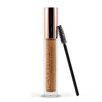 Makeup Revolution Brow Revolution-Medium Brown