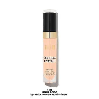 Milani Conceal + Perfect Longwear - 130 Light Beige