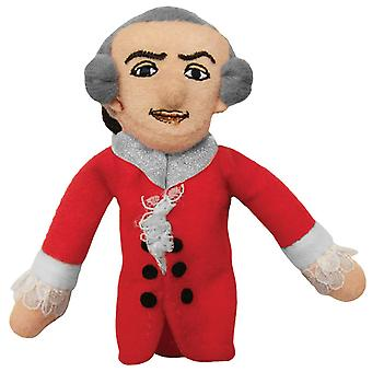 Finger Puppet - UPG - Mozart Soft Doll Toys Gifts Licensed New 0144