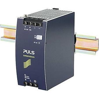 PULS DIMENSION CS10.241 Rail mounted PSU (DIN) 24 V DC 10 A 240 W 1 x