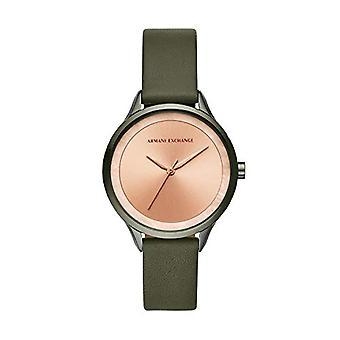 Armani Exchange Clock Kadın hakem. AX5608 fonksiyonu