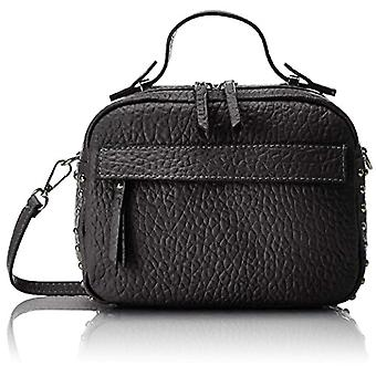 Piece Bags 8614 Handbag S&p. Women's Black 23x18x12cm (W x H x L)