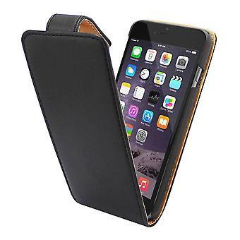 iPhone 6 Plus Flipcover Case Black - Business Case