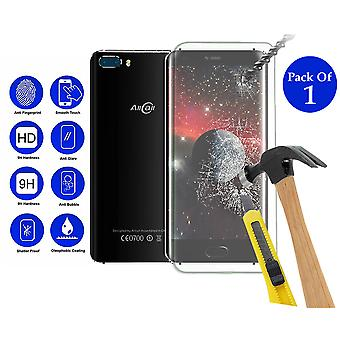 Pack of 1 Tempered Glass Screen Protection For All Call RIO 5