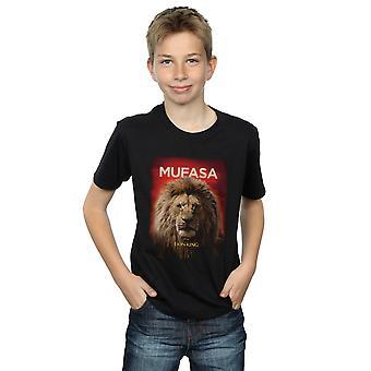 Disney pojat leijona kuningas elokuva Mufasa juliste T-paita