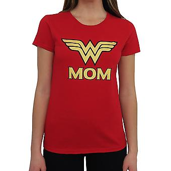 Wonder Woman Mom Frauen's T-Shirt