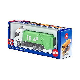 Siku Super Refuse Truck - Bin Waggon 1:50 2938