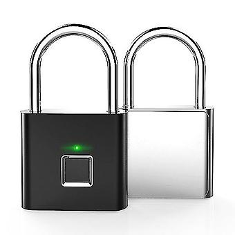 Keyless USB fingerprint zinc metal waterproof smart lock