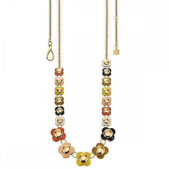 Orla Kiely Orplate Flow Necklace N4021