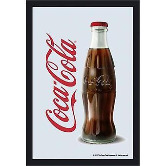 Coca Cola -  Spegeltavla / Pubspegel / Barspegel