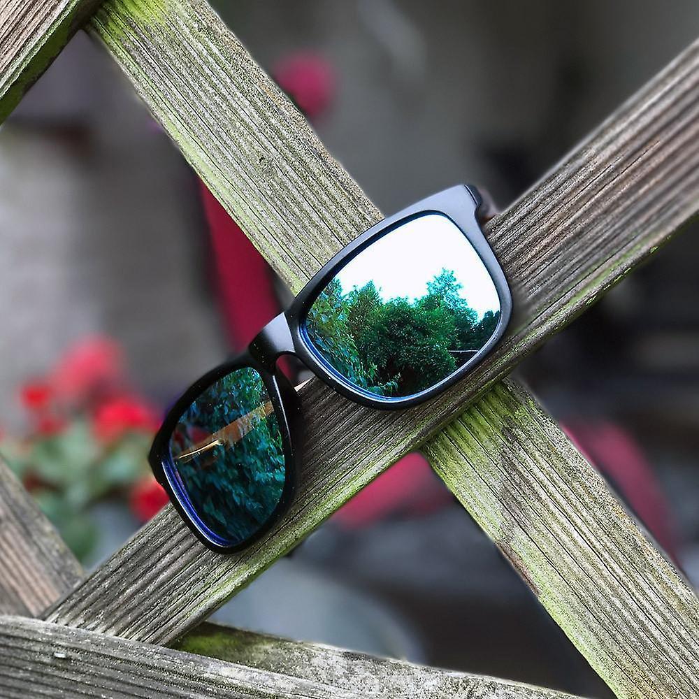 Eyewood Sunglasses - Wayfarer - Kiwi