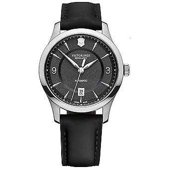 Victorinox alliance Automatic Analog Men's Watch with Cowhide Bracelet V241869