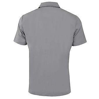 Adidas Golf mens Ultimate 2,0 Solid Crestable UV Bescherm Polo shirt