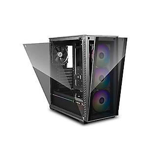 Black Matrexx 70 3F Rgb Mid Tower Chassis