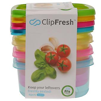Clip Fresh Unisex 430ml 4pk 09 Clip Fresh Unisex 430ml 4pk 09