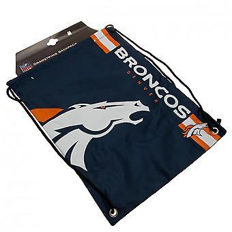 Denver Broncos Gym Bag