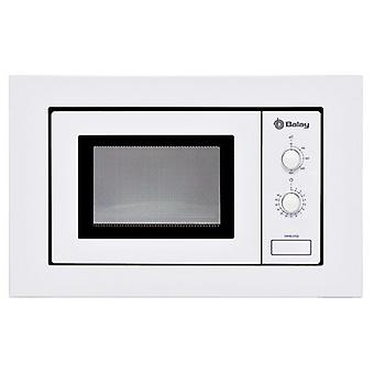 Integrable Balay 3WMB1918 17 L 800W white microwave