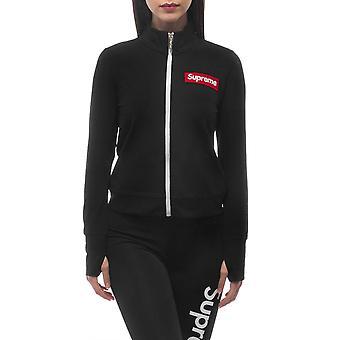 Women's Supreme Grip Black Jacket