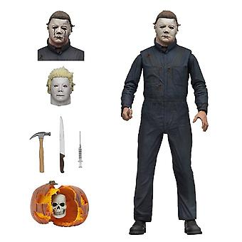 Michael Myers Ultimate Edition Figura Poseable de Halloween 2 (1981)