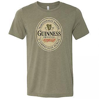 Guinness St James Gate Δουβλίνο πράσινη T-shirt
