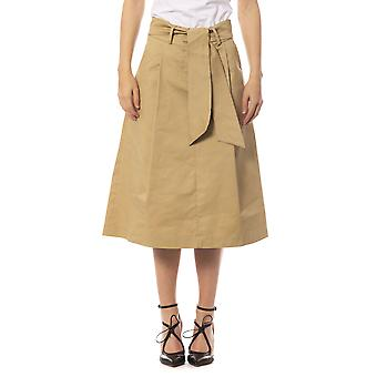 Women's Trussardi Beige Skirt
