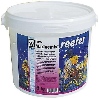 HW Sal para Arrecife Cubo 5Kg 150L (Fish , Maintenance , Water Maintenance)