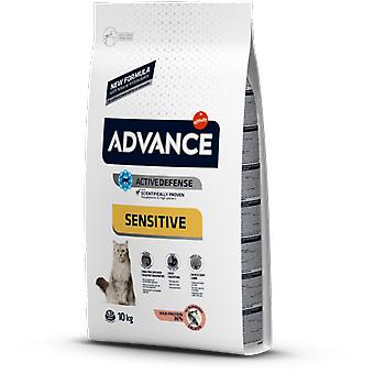 Advance Cat Adult Sensitive Salmon y Arroz (Cats , Cat Food , Dry Food)