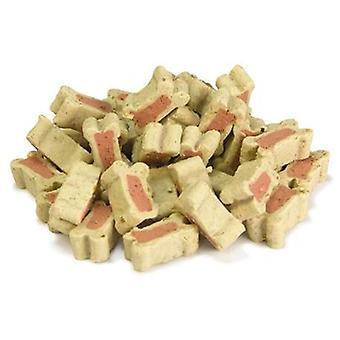 Arquivet Soft Snacks Huesitos Duo de Salmon/Arroz para Perros (Dogs , Treats , Biscuits)
