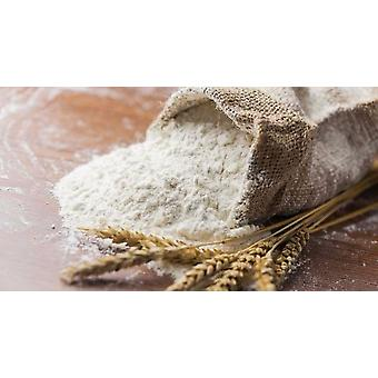 Organic Whole Wheat Flour Soft- -( 5lb )