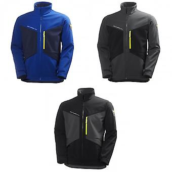 Helly Hansen Mens Aker Softshell Jacket