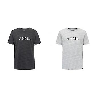 בעלי חיים Mens-חולצת לנדר
