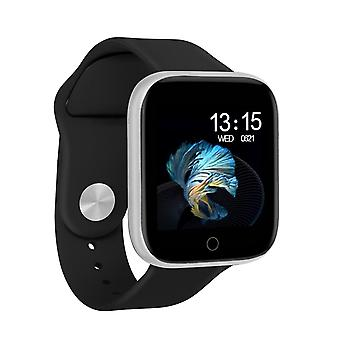 Bluetooth Smartwatch pour Android / iOs IP67 Waterproof Activity Tracker- Noir