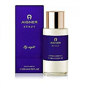 Aigner Gel for Luxury of the Night Water 200 ml