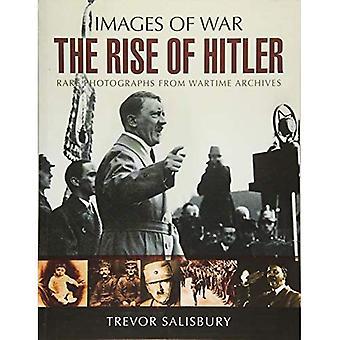 Der Aufstieg von Hitler dargestellt (Bilder des Krieges)