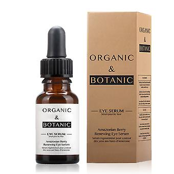 Organic & botanic amazonian berry renewing eye serum