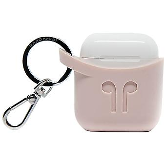 PodPockets Scoop AirPod Storage Case - Ash Pink