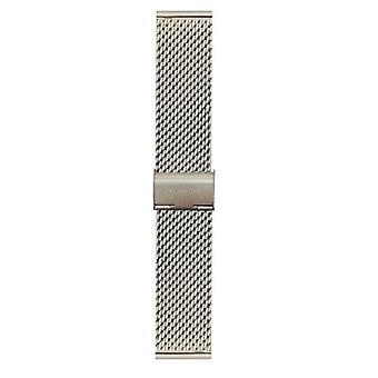 مشاهدة Strap Bobroff BFS001 الفضة