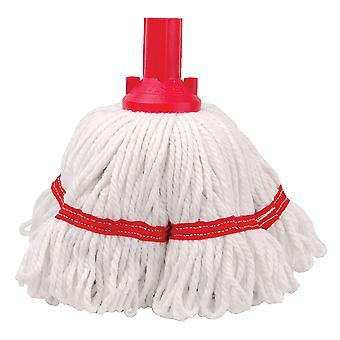 Robert Scott Exel Revolution Red Socket Mop Head